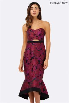 Żakardowa sukienka Forever New