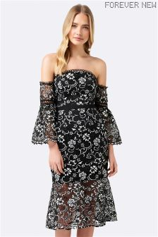 Forever New Sabrina Lace Dress