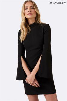 Forever New Split Sleeve Bodycon Dress