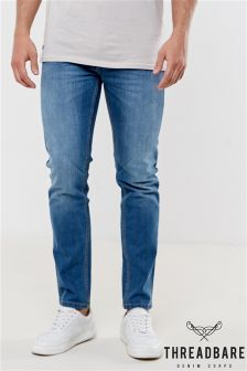 Threadbare Skinny Stretch Jeans