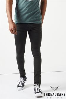 Threadbare Super Skinny Stretch Jeans