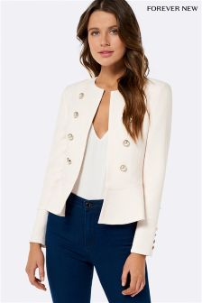 Forever New Pearl Jacket