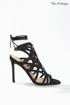 Miss Selfridge Caged Stiletto Heels