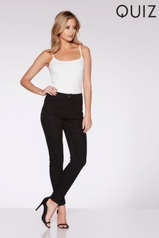 Quiz Skinny High Waist Jeans