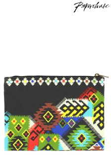 Paperchase Rodeo Aztec Print Pouch