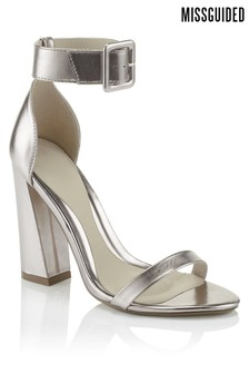 Missguided Block Heel Sandals