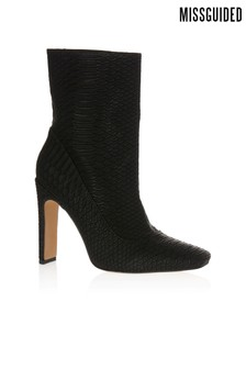 Missguided Ankle Boots
