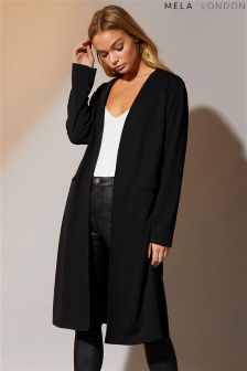 Mela London Formal Duster Jacket