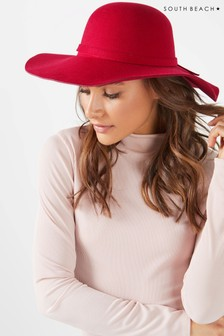South Beach Plain Floppy Hat