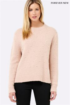 Forever New Pearl Detail Jumper