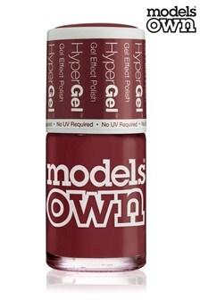 Models Own Hypergel Polish Brunette Red