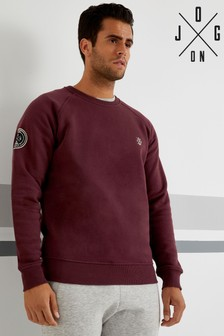 Jog On London Standard Crew Neck Sweatshirt