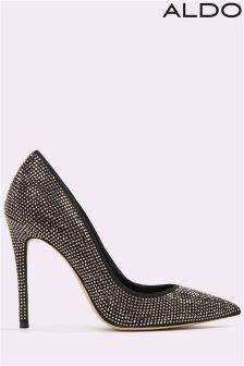 Aldo Embellished Court Shoes