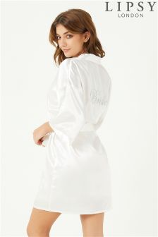 Lipsy Bride Robe
