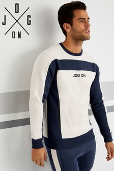 Jog On London Front Panel Sweatshirt