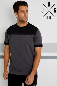 Jog On London Panel T-Shirt