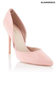 Glamorous Court Heels