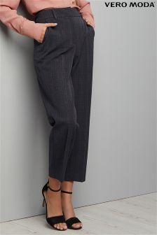 Vero Moda Checked Trousers