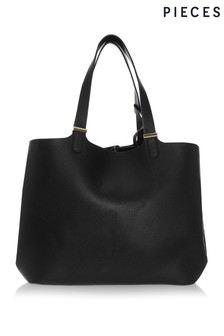 Pieces Shopper Tote Bag