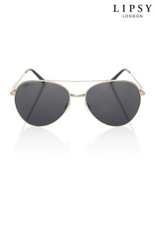 Lipsy Aviator Sunglasses