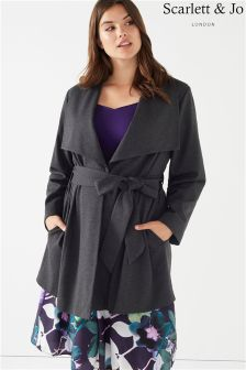 Scarlett & Jo Long Line Jacket