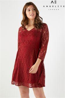 فستان دانتيل مقاس كبير من Angeleye