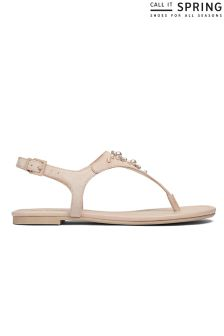 Call It Spring T-Bar Sandals