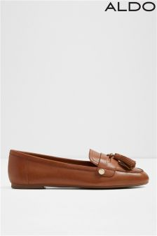 Aldo Slip On Tassel Loafers