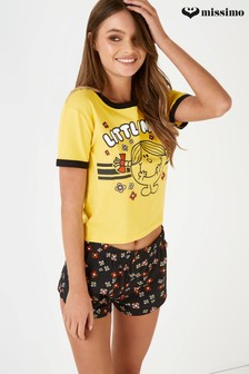 Missimo Little Miss Sunshine Short PJ Set