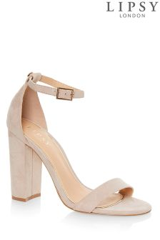 Lipsy Two Part Block Heels