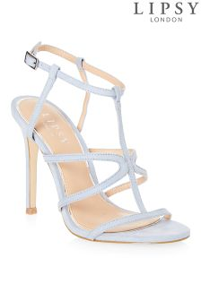 Lipsy Suedette Strappy Sandals