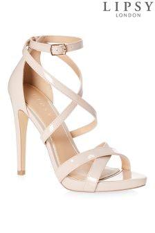 Lipsy Slim Strappy Sandals