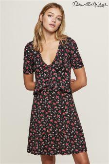 Miss Selfridge Floral Tea Dress