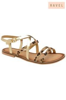 Ravel Multi Strap Sandals