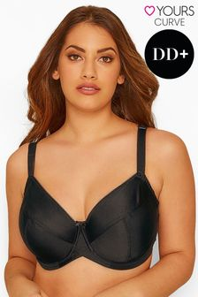 Yours Curve Classic Smooth Non-Padded Underwired Bra DD+