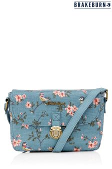 Brakeburn Blossom Saddle Bag