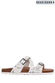 Brakeburn Printed Sandals