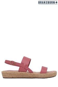 Brakeburn Plain Strap Sandals