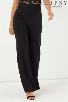Lipsy Short High Waisted Trousers
