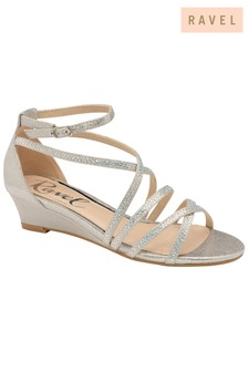 Ravel Strappy Flat Sandals