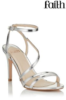 Faith Cross Strap Sandals