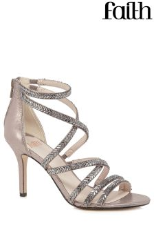 Faith Stiletto Sandals