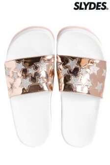 Slydes Star Metallic Sliders