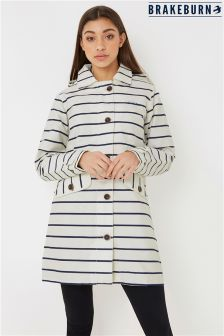 Brakeburn Harbour Stripe Mac