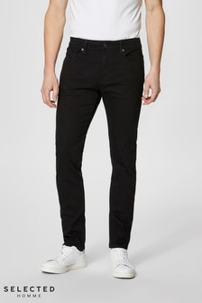 Black                     Selected Homme Jeans