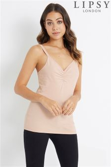 Lipsy Double Strap Cami Top