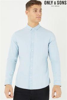 Koszula dżinsowa z długim rękawem Only & Sons Nevin