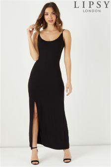 Lipsy Strappy Maxi Dress