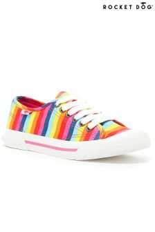 Rocket Dog Stripe Low Top Shoes
