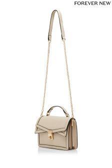 Forever New Tia Top Handle Crossbody Bag